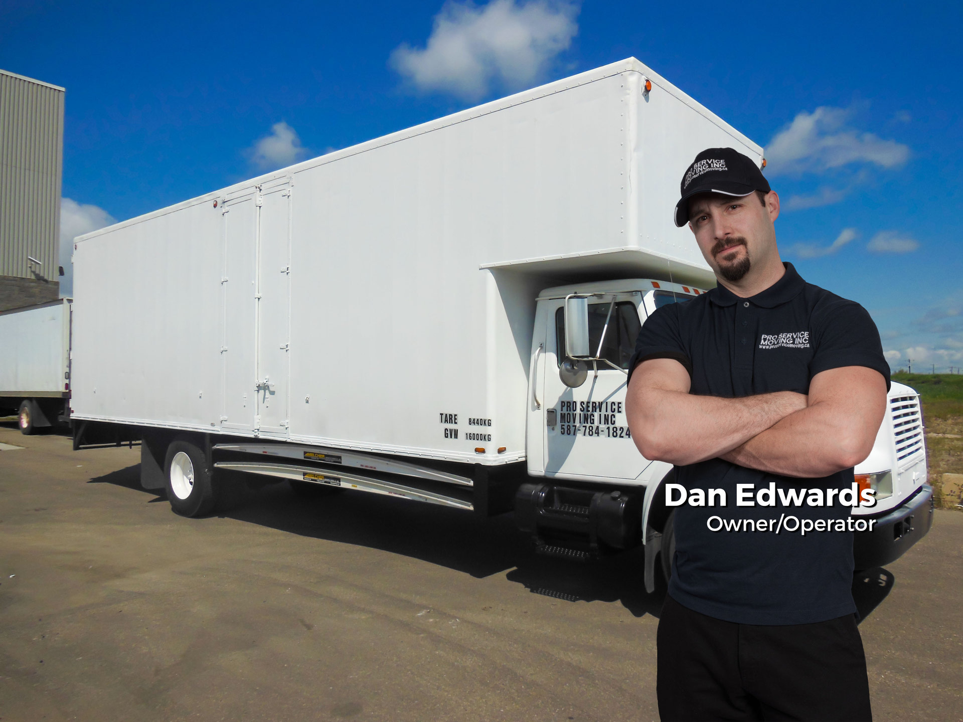 Professional Edmonton moving services