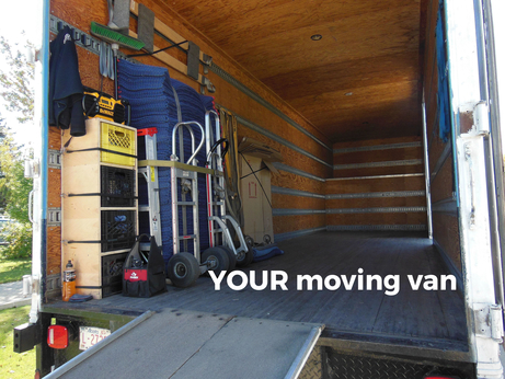 your moving van