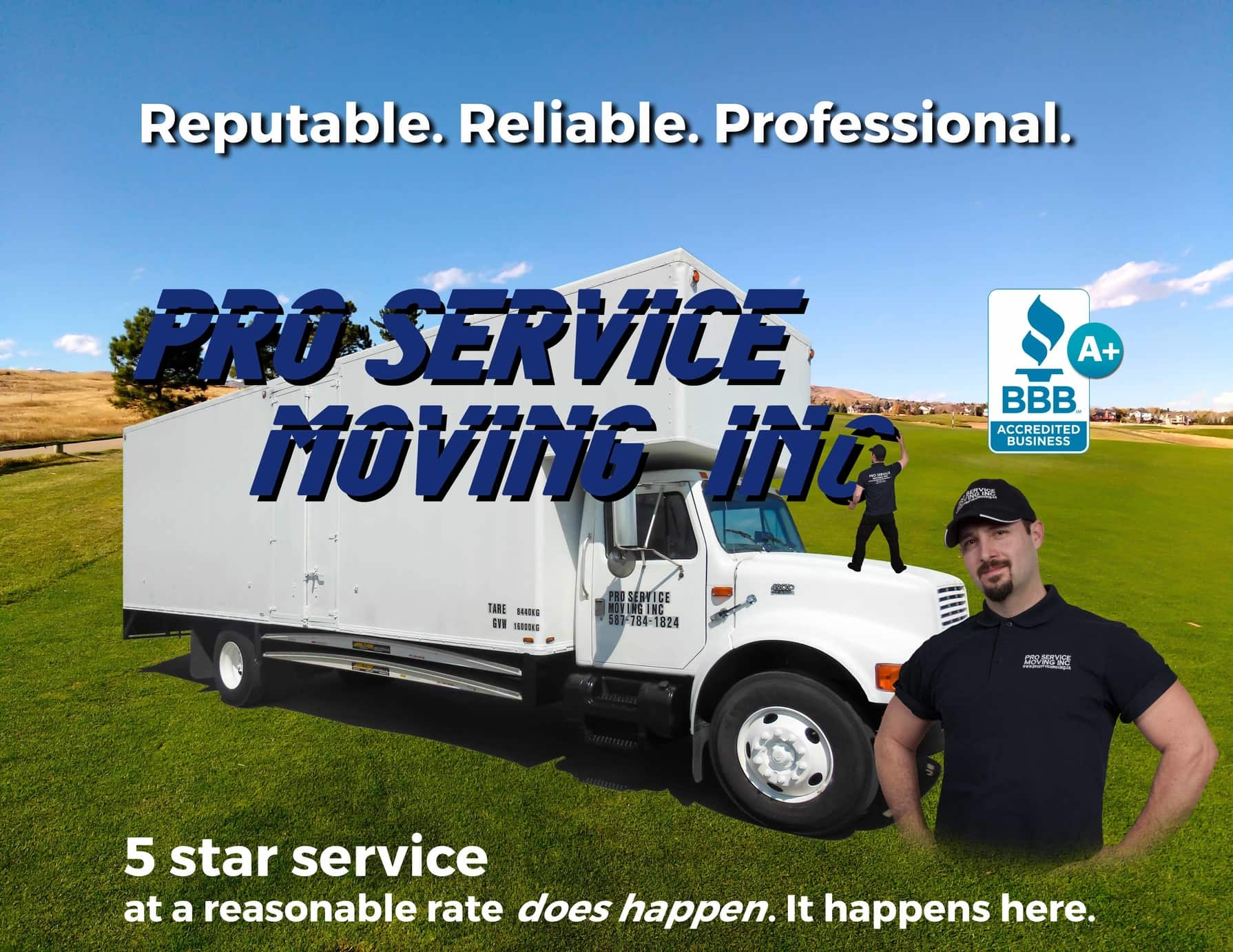 Edmonton Moving Services